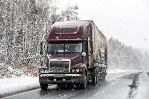 Safe Driving During Winter